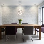 How to Whitewash Brick for Contemporary Dining Room with Emperors Gate South Kensington