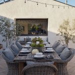 How to Whitewash Brick for Contemporary Patio with Farmhouse