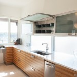 Huppe for Modern Kitchen with Neutral Colors
