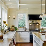 Huppe for Traditional Kitchen with Range Hood