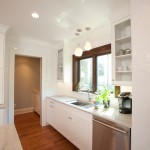 Hyde Park Lumber for Transitional Kitchen with Open Floor Plan