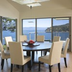 Ikea Bjursta Table for Contemporary Dining Room with Mill Valley