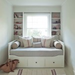 Ikea Hemnes for Modern Bedroom with White Walls