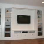 Ikea Hemnes for Traditional Family Room with Traditional