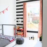 Ikea Kura Bed for Eclectic Kids with Flags
