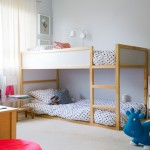 Ikea Kura Bed for Transitional Kids with My Houzz