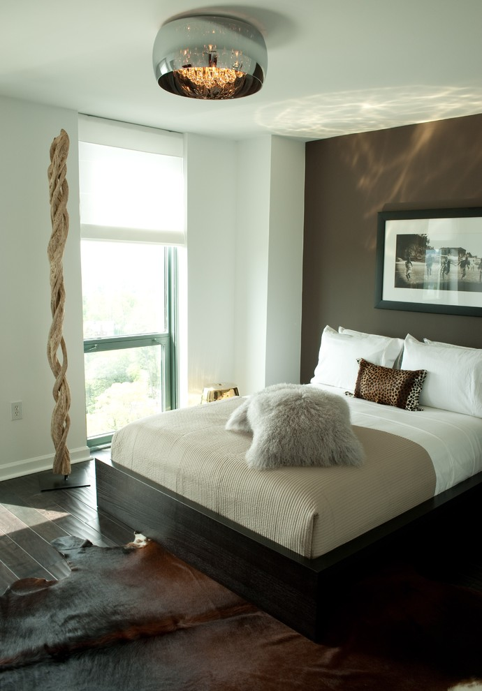 Ikea Malm Bed for Contemporary Bedroom with White Bedroom