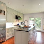 Ikea New Orleans for Contemporary Kitchen with Recessed Lights