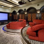 Ikea Orlando Fl for Traditional Home Theater with Oversized Sofa