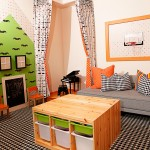 Ikea Trofast for Contemporary Kids with Kids Stage