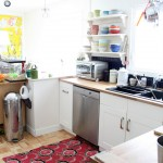 Ikea Varde for Eclectic Kitchen with Recessed Lighting