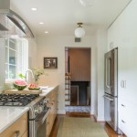 Ikea Varde for Transitional Kitchen with Two Tone Cabinets
