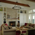 Imax Accessories for Rustic Living Room with Storage