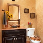 Imax Accessories for Traditional Powder Room with Single Handle Faucet