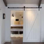 Installing Pocket Doors for Farmhouse Bedroom with Wood Flooring