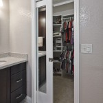 Installing Pocket Doors for Traditional Closet with Full Length