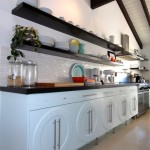 Jadon for Contemporary Kitchen with Midcentury Modern Cabinets