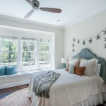 Jaqua Realtors for Beach Style Bedroom with Wood Blinds