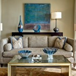 Jaqua Realtors for Beach Style Living Room with Glass Bowls