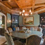 Jaqua Realtors for Traditional Dining Room with Black China Cabinet