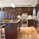 Jarvis Appliances for Contemporary Kitchen with Recessed Lighting