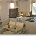 Jarvis Appliances for Traditional Kitchen with Grey Tile Back Splash