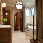 Jason Tubs for Traditional Bathroom with Arch Windows