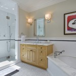 Jason Tubs for Traditional Bathroom with White Counter