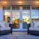 Jeld Wen Doors for Traditional Porch with Orange County