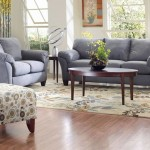 Jennifer Convertible for Traditional Living Room with Couch
