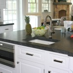 Jet Mist Granite for Traditional Kitchen with Honed Jet Mist