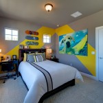 Jimmy Jacobs Homes for Contemporary Kids with Skateboards
