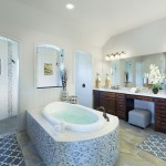 Jimmy Jacobs Homes for Traditional Bathroom with Soaking Tub