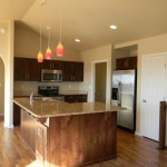 Jordahl Custom Homes for Traditional Kitchen with Kitchen