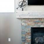 Jordahl Custom Homes for Traditional Spaces with Fireplace