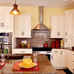 Kabinet King for Traditional Kitchen with Raised Panel