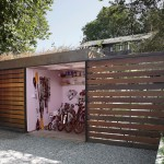 Kayak Shed for Contemporary Shed with Contemporary