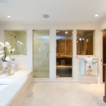 Keller Williams Chattanooga for Traditional Bathroom with Glass Door