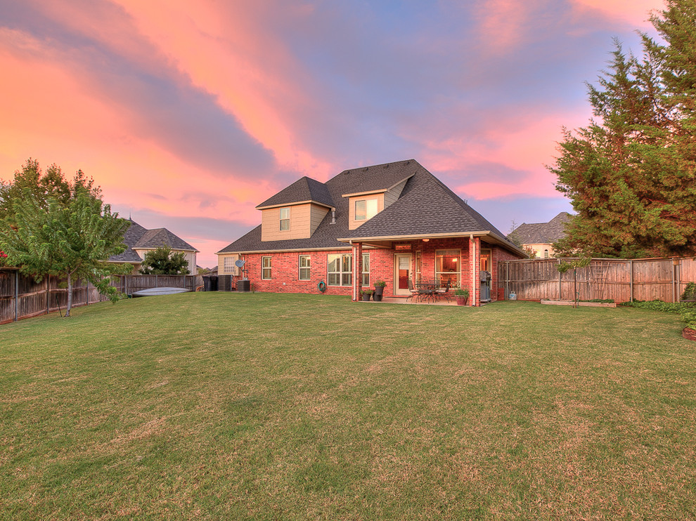 Keller Williams Okc for Traditional Exterior with Design