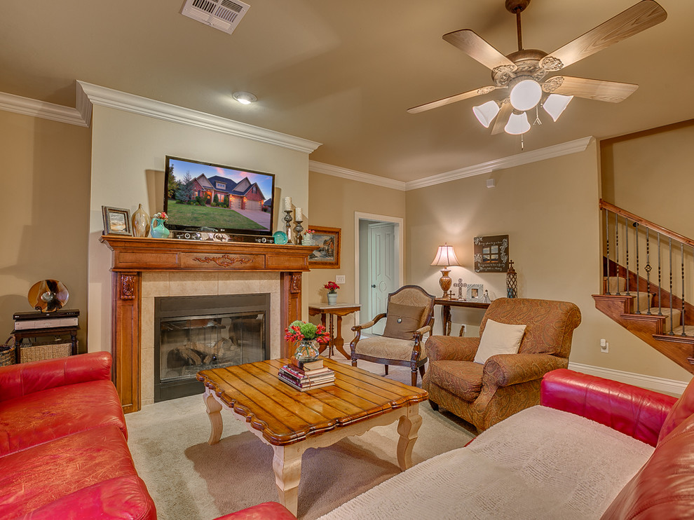 Keller Williams Okc for Traditional Kitchen with Forsale