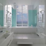 Ken Fulk for Contemporary Bathroom with Soaking Tub