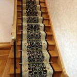 Kenny Carpets for Traditional Staircase with Oak Steps