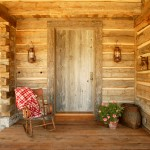 King Ranch Turfgrass for Rustic Entry with Colorado Custom Homes