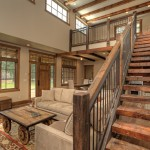 Kingston Lumber for Traditional Staircase with Modern Staircase