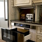 Kiva Kitchen and Bath for Traditional Kitchen with Appliance Garage