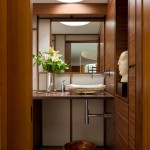 Klaffs Norwalk for Contemporary Powder Room with Interiors