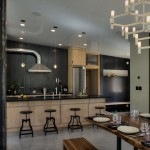 Kodiak Steel Homes for Contemporary Kitchen with Mountain Cabin