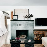 Kodiak Steel Homes for Eclectic Living Room with Fireplace Mantel