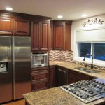 Kountry Wood Products for Traditional Kitchen with Williamsburg Sedona Maple