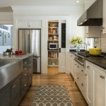 Kraus Flooring for Traditional Kitchen with Wood Floors